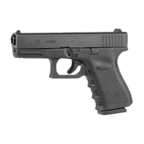 """Glock G23 Gen3, .40 S&W, 4.02"""", 13rd, Black"""