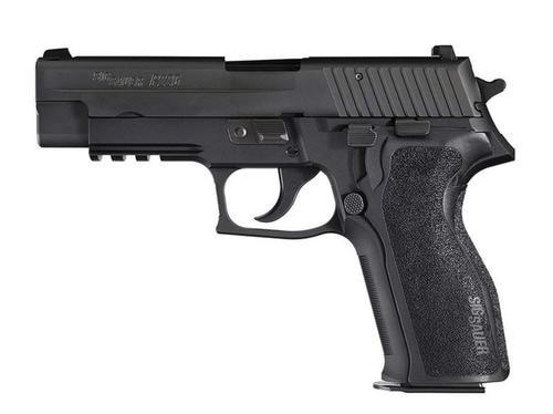 Sig P226 40 S&W 4.4In Nitron Black Da/Sa Siglite E2 Grip (2) 10Rd Steel MAG CA Compliant
