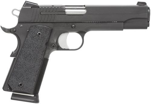 "Sig 1911 45 ACP, 5"" Barrel, XO Black SAO Contrast Sights Ergo XTR Grip (2) 8RD Steel MAG CA Compliant"