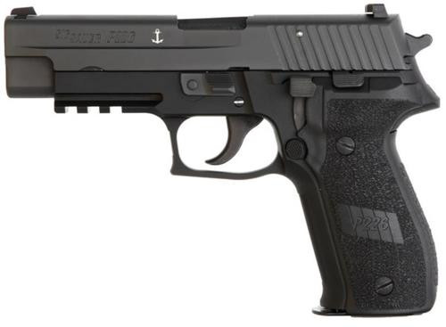 "Sig P226 MK25 9MM Navy SEAL Model 4.4"" Barrel 3-15RD MAGS"