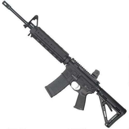 """LWRC M6-SL Stretch Lightweight Rifle, .223/5.56, 16"""", 30rd, Black"""