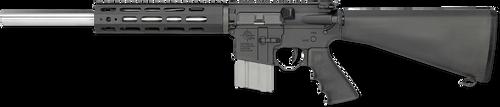 """RRA LAR-15LH Varmint A4 AR-15 SA 223 /5.56 16"""" Barrel, A2 Stock Black, 20rd"""