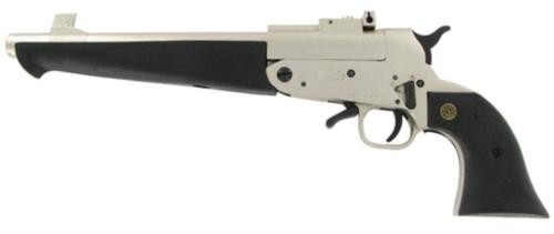 Comanche-Sgs Import Commanche 45Lc/410 Single Shot 10In Nickel