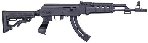 "Mossberg Blaze 47 Semi Auto Rifle, .22LR, 16.5"", 25rd, Black Polymer"