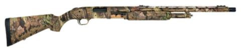 "Mossberg 500 Turkey 12 Ga 3"" Chamber 24"" Barrel Synthetic Stock Full Mossy Oak Break-Up Infinity Camouflage Finish 5 Round"