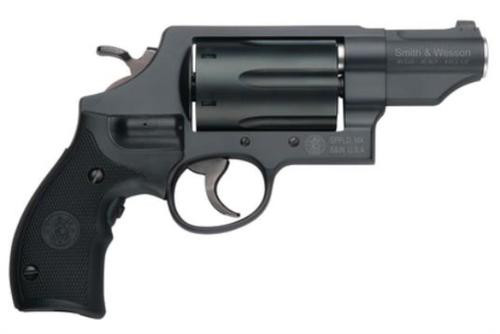 Smith & Wesson Governor 45/410, Matte Black, Crimson Trace Laser Grip