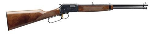 "Browning BL-22 Micro Midas .22, 16.25"" Polish Blue, Walnut Stock"