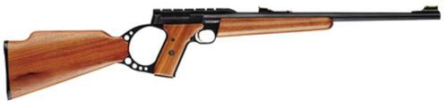 """Browning BuckMark Sporter 22LR 18"""" Barrel, Truglo FOS Walnut Stock Matte Bl, 10rd"""