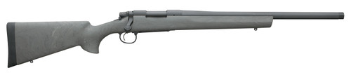 """Remington, 700, SPS Tactical, Bolt Action Rifle, 308 Winchester, 20"""" Heavy Barrel, Threaded, 5/8x24 TPI, Black, Green Hogue Stock, 3 Rounds, Right Hand"""