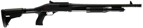"Winchester SXP Extrm Defender 12ga 18"" Barrel, 3"", Synthetic Pistol Grip Stock Black, 5rd"
