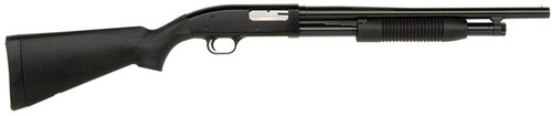 "Maverick 88 Pump Security/Special Purpose 12 ga 18.5"" Barrel, 3"", Synthetic Stock Black, 5rd"