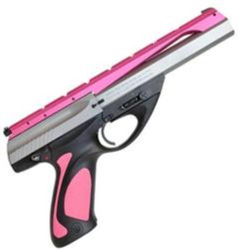 """Beretta U22 Neos Semi Auto .22LR, 6"""", 10 rd, Pink/black Polymer"""