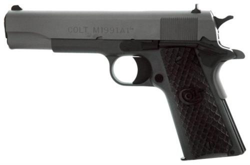 "Colt 1911 45 ACP, 5"" Barrel Limited Edition Stone Gray Cerakote Finish"