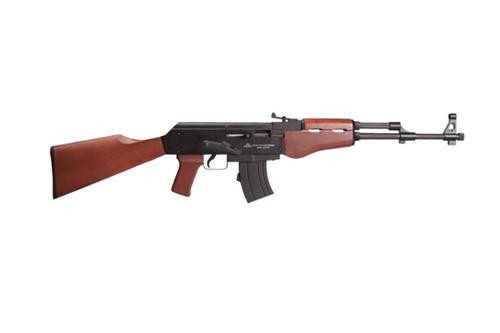 "Armscor Precision AK-22 22LR 18.25"" Blue Wood Stock Pistol Grip Front and Rear Sights Included 10rd"