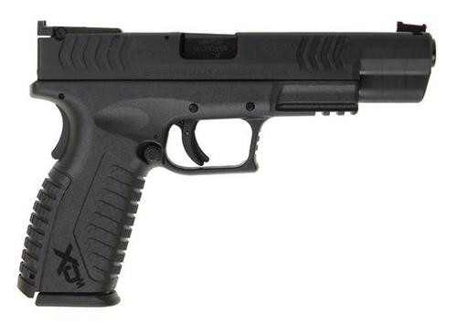 """Springfield XDM-5.25 Competition40 SW 5.25"""" Barrel, Black,16 Rd Mag"""