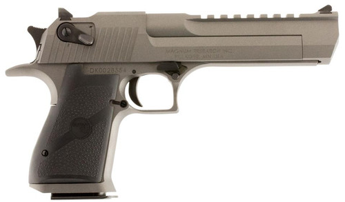 "Magnum Research Desert Eagle 50AE Mark XIX Grey 6"" Barrel 7rd Mag"