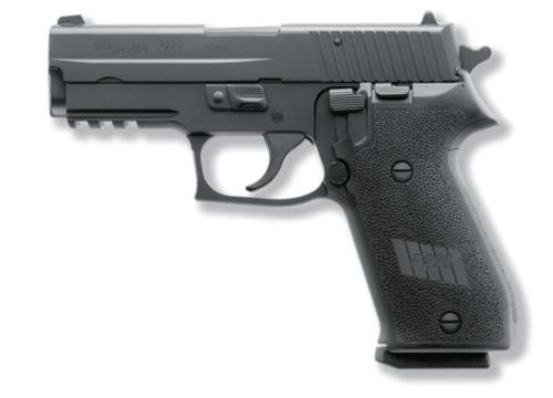 Sig P220 Carry Black Nitron Sig Night Sights