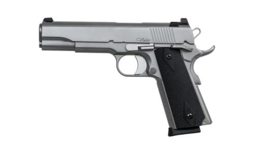 Dan Wesson Valor 45 ACP, Stainless, Tactical 2 Dot Tritium Sights, 8rd Mags