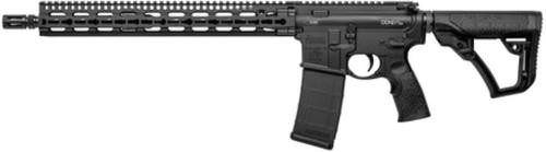 "Daniel Defense DDM4 v11 Carbine 5.56 16"" Lightweight Barrel KeyMod System SLiM Rail Black 30rd Mag"