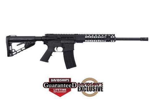 "Diamondback A3 Carbine 5.56 16"" Barrel Slim KeyMod Rail, 30 Rd Mag"