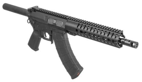 """CMMG Pistol MK47 K SBN. 7.62x39mm 10"""" Medium Taper Barrel. SV Muzzle Brake. RKM9 Hand Guard"""