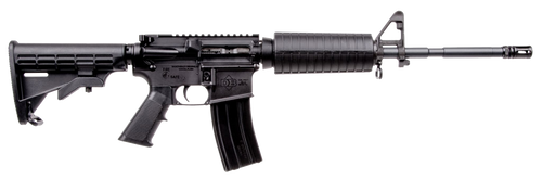 Diamondback AR-15 DB-15SB 223/5.56 Flat Top M4, Basic Black, 30 Rnd Mag