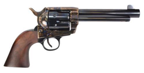 Cimarron S.A. Frontier .357 Magnum/.38 Special 5.5 Inch Barrel Blue
