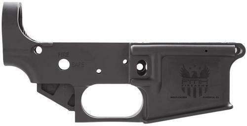 FMK AR1 Extreme Lower Receiver Polymer Multi-Caliber Black AR-15
