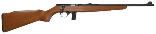 "Mossberg 802 Plinkster Bolt 22LR 18"" Barrel, Classic Wood Stock Blued, 10rd"