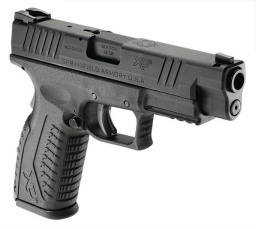 """Springfield XDM Full Size, .40 S&W, 4.5"""", Black, 16+1, USED, Excellent Condition"""