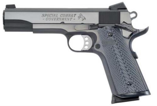 Colt Special Combat Government 45ACP Colt Custom Shop W/Pelican Case