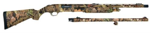 """Mossberg 535 All Terrian Turkey/Deer Combo 12 Ga 3.5"""" Chamber 22 And 24"""" Barrels Synthetic Stock Full Mossy Oak BU Infinity Camouflage Finish"""