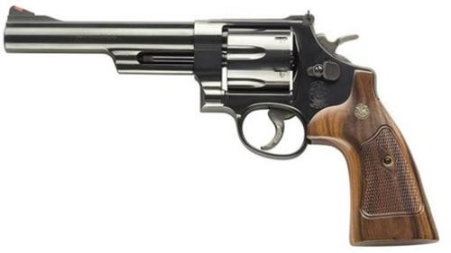 "Smith & Wesson 57 Classic, 41 Magnum, 6"" Barrel, Blued Finish"