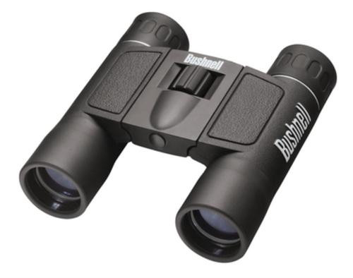 Bushnell PowerView Compact Binoculars 10x25mm Black