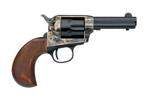 "Uberti 1873 Cattleman Stallion Bird''s Head Old West Defense, .38 Special, 3.5"","
