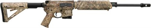 "Remington R-15 VTR Predator MOE .223/5.56 16"" Barrel Full Mossy Oak Brush Camo 5 rd Mag, AAC 51T Brake, Silencer Ready"