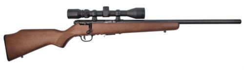 "Savage 93R17 GVXP Bolt 17 HMR 21"" Barrel, Hardwood Stock Blued, 5rd"