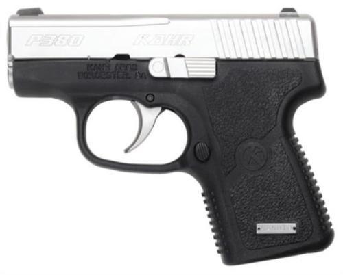 Kahr Arms P380 .380ACP, Black Poly Frame, Matte SS Slide