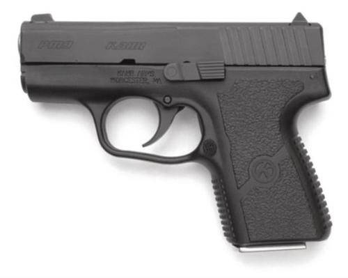 "Kahr Arms PM9094 PM9 DAO 9mm 3"", /7+1 Black Polymer Frame/Black SS,  6 rd"