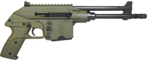 "Kel-Tec PLR-16 5.56mm Long Range 9.2"" Barrel Cerakote Olive Drab Green Finish 10rd"