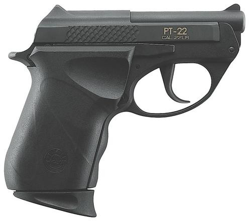 "Taurus Pocket Pistol, 22LR, 2.3"" Tip Up Barrel Polymer Frame, Blue 8rd Mag"