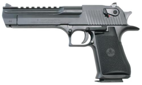 """Magnum Research Desert Eagle IMI .44 Magnum 6"""" Black"""
