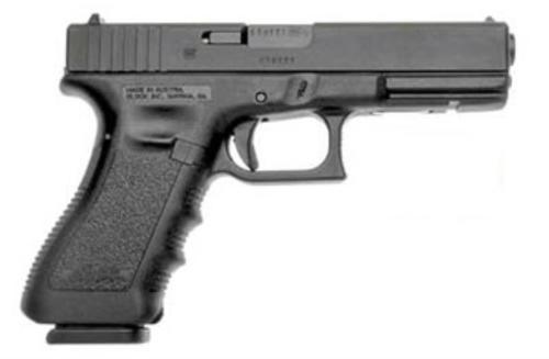 """Glock G22 Gen3, USA Made, .40 S&W, 4.48"""",, ,  10 rd"""