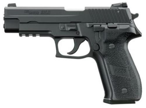 "Sig P226 Convertible 22LR 4.55"" Barrel, Poly Grip Black, 10rd"
