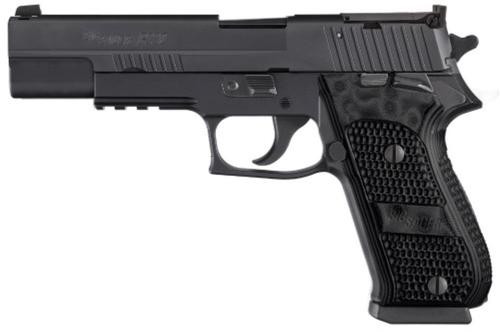 "Sig P220 Elite 10mm, 5"" Barrel, G10 Piranha Grips 8rd Mag"