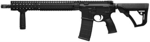 "Daniel Defense DDM4 V9 Carbine 5.56 16"" Lightweight Barrel Telescoping Stock 30rd Mag"