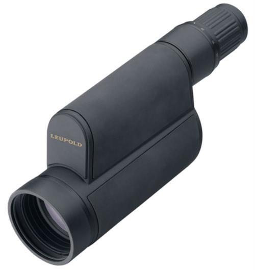 Leupold Mark 4 Tactical Spotting Scope 12-40x60mm Inverted H-32 Reticle Waterproof Black