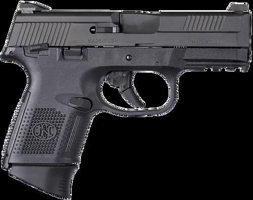 "FN FNS 40 Compact Dbl 40 S&W 3.6"" Barrel, Polymer Grip Black, 14rd"
