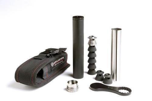 Tactical Solutions, , Suppressor, 22 LR, Black, Rimfire Suppressor