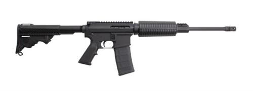 "DPMS Sportical AR-15 223/556, 16"" Barrel, Black, Pardus Collapsible Stock, FlatTop, 30 Rd Mag"